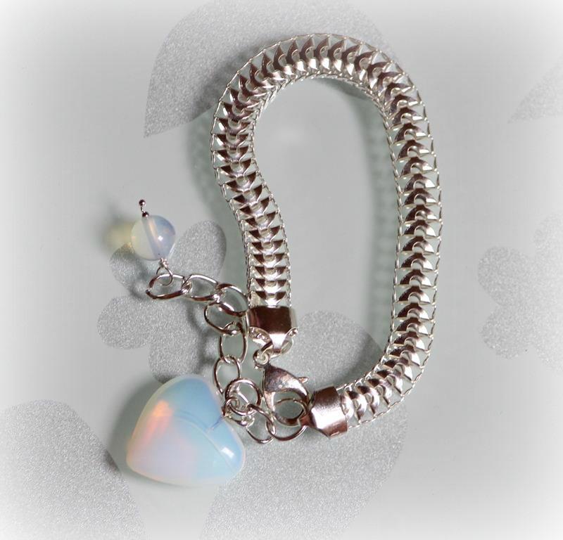bransoletka opal