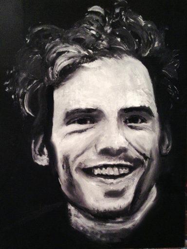 portret mężczyzny 2