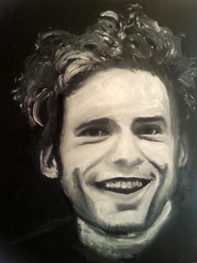 portret mężczyzny 3
