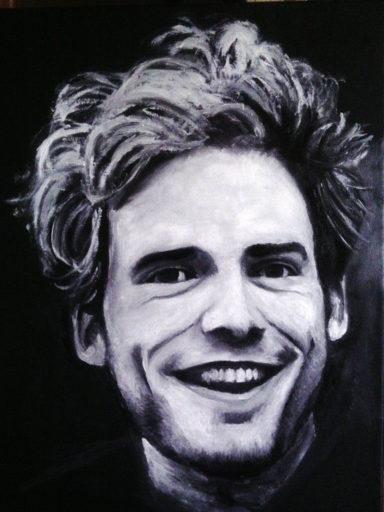 portret mężczyzny 4