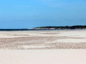 Kociokwik_Słowiński Park Narodowy 10 - plaża w stronę Łeby