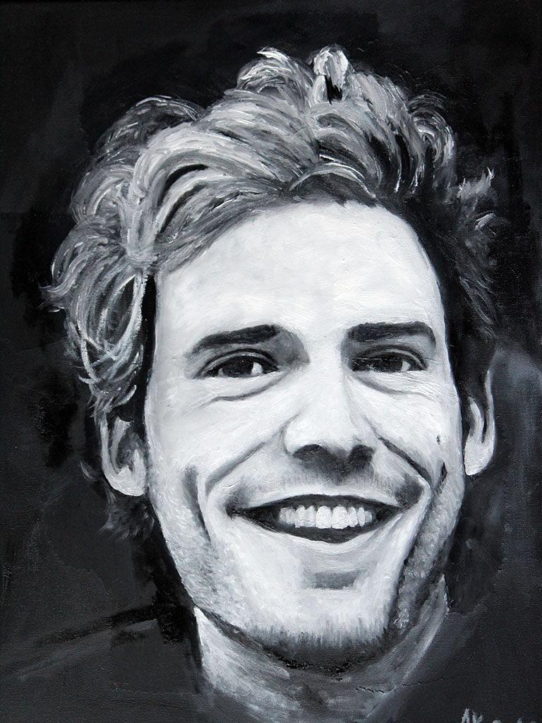 portret mężczyzny 5